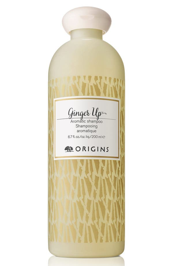Alternate Image 1 Selected - Origins Ginger Up™ Aromatic Shampoo