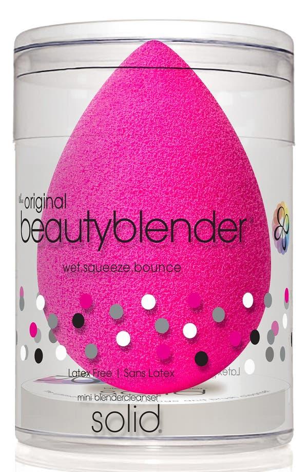 Original Makeup Sponge Applicator & Cleanser Duo,                             Alternate thumbnail 2, color,                             No Color
