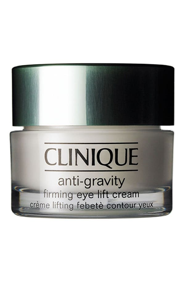 Alternate Image 1 Selected - Clinique Anti-Gravity Firming Eye Lift Cream