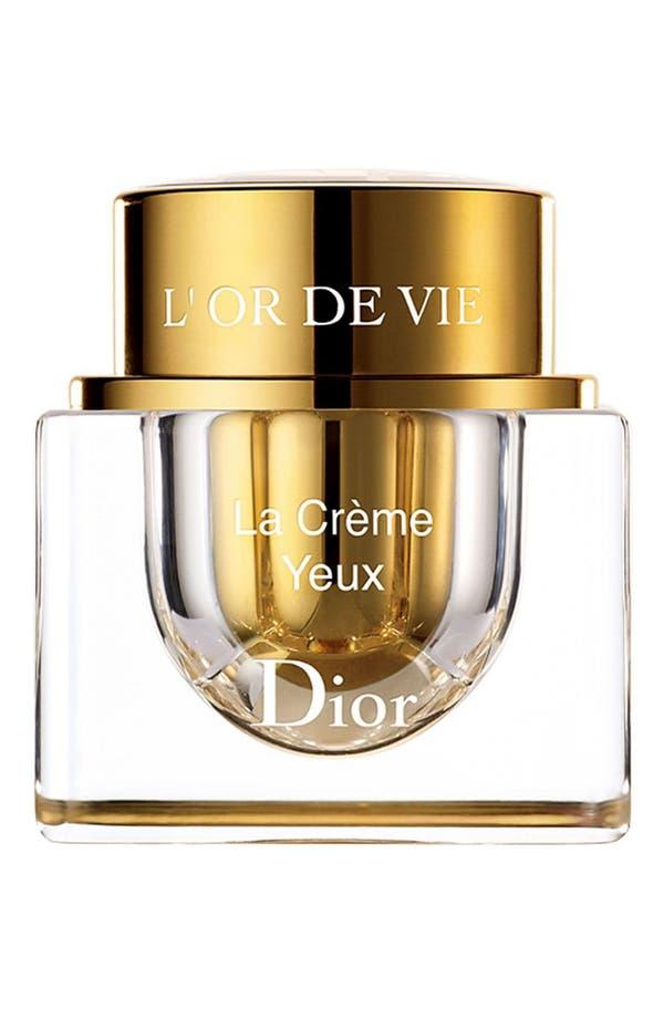'L'Or de Vie' Eye Creme,                             Main thumbnail 1, color,                             No Color