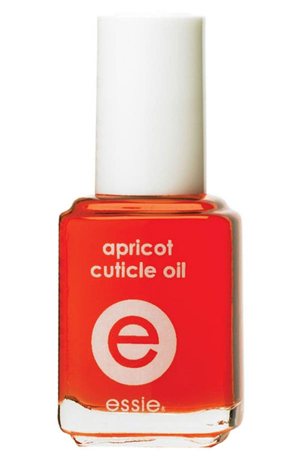 Alternate Image 1 Selected - essie® Apricot Cuticle Oil