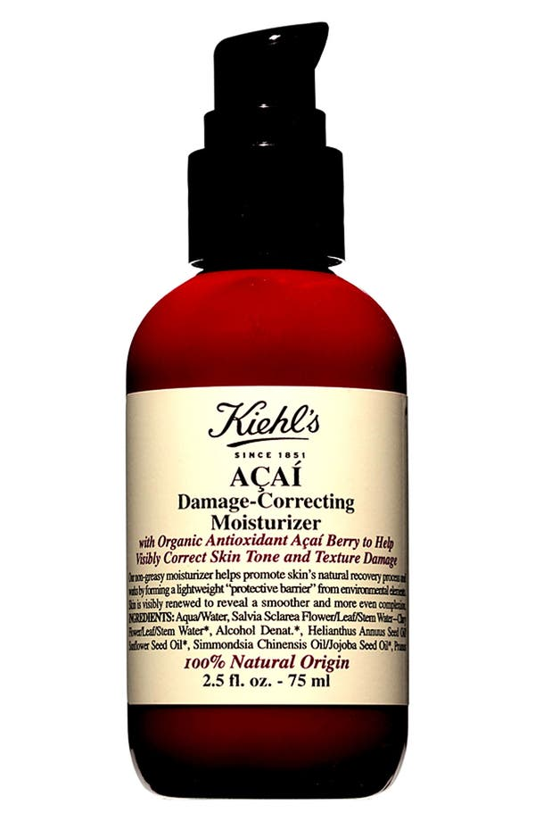 Alternate Image 1 Selected - Kiehl's Since 1851 Açaí Damage-Correcting Moisturizer
