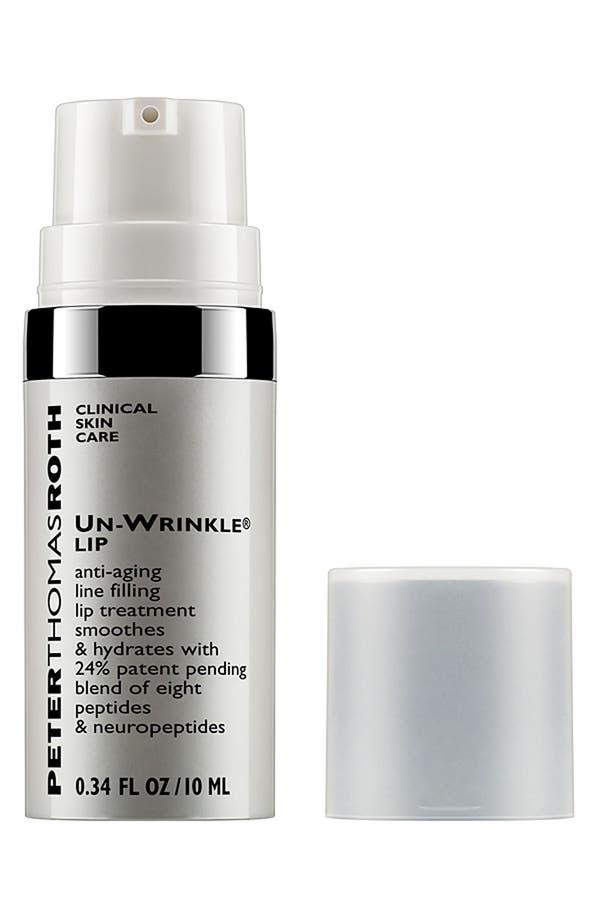 'Un-Wrinkle<sup>®</sup>' Lip,                         Main,                         color, No Color