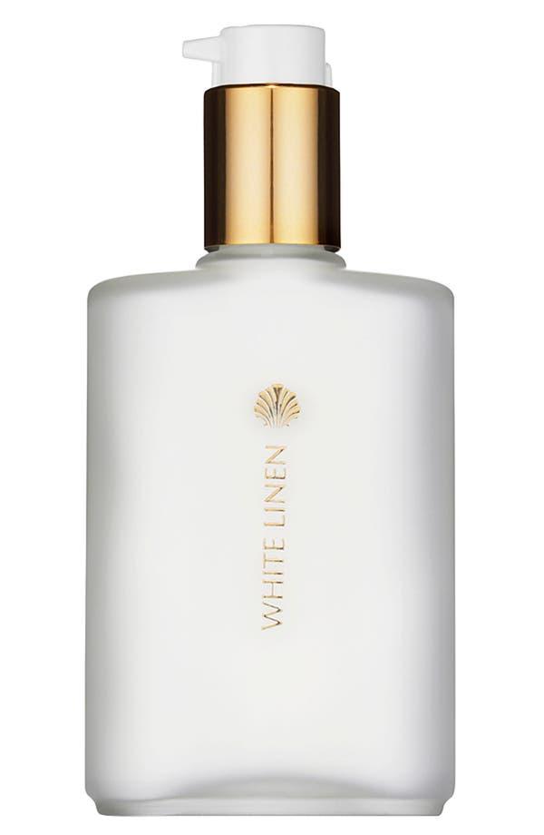 Alternate Image 1 Selected - Estée Lauder White Linen Perfumed Body Lotion