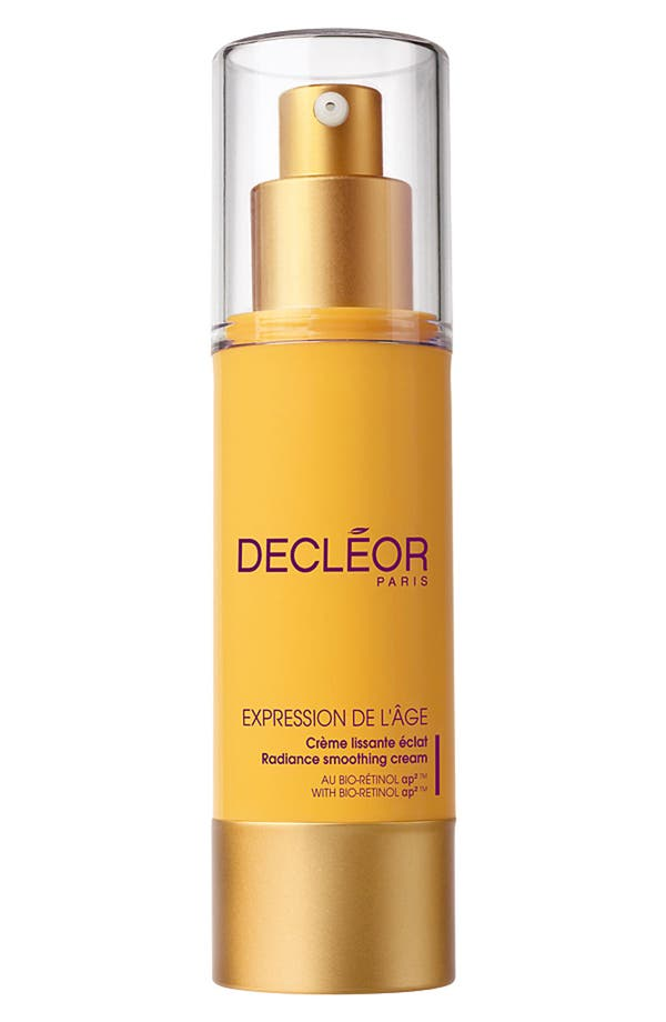 Alternate Image 1 Selected - Decléor 'Expression de L'Âge' Radiance Smoothing Cream