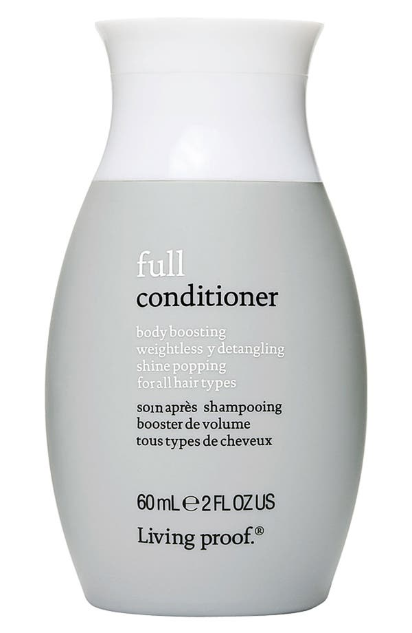 Main Image - Living proof® 'Full' Body Boosting Conditioner for All Hair Types (2 oz.)