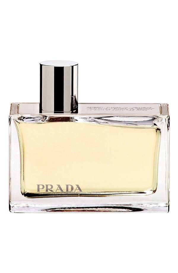 Main Image - Prada 'Amber' Eau de Parfum Spray