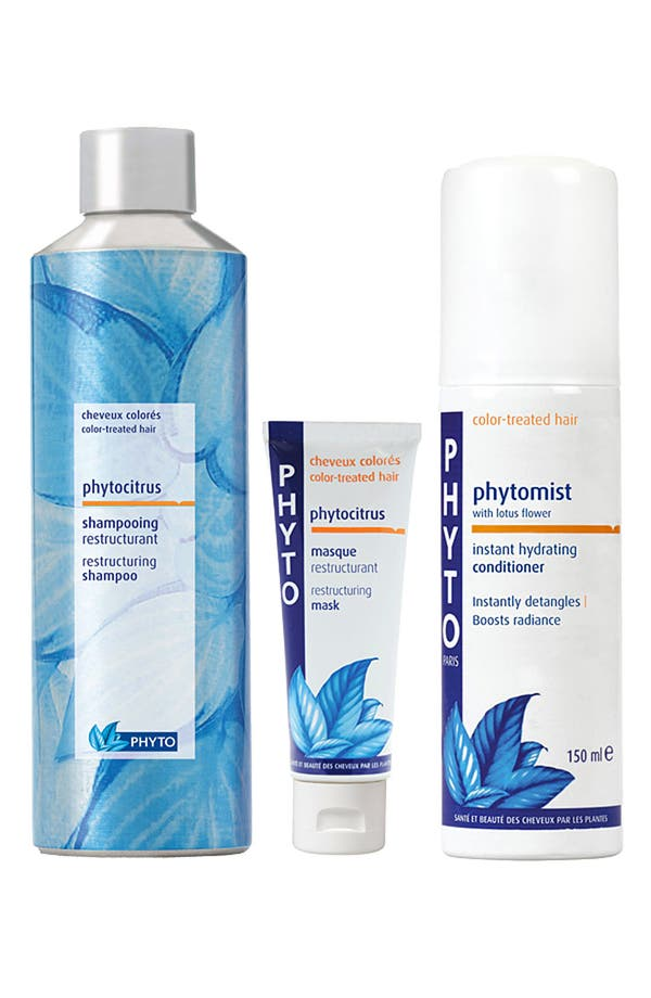 Main Image - PHYTO Color Treated Hair Set