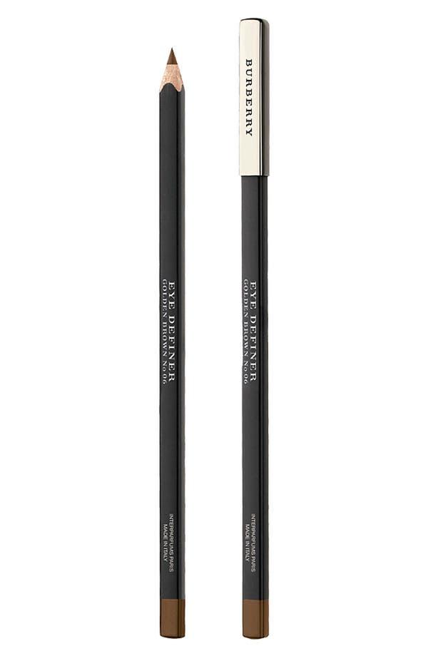 Main Image - Burberry Beauty 'Eye Definer' Eye Shaping Pencil