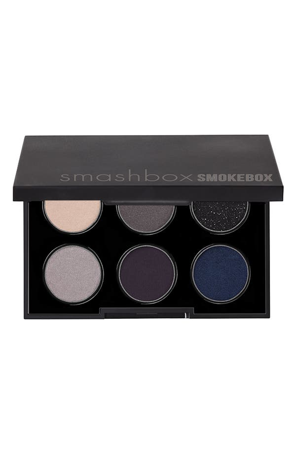 Alternate Image 1 Selected - Smashbox 'Photo Op - Smokebox' Eyeshadow Palette