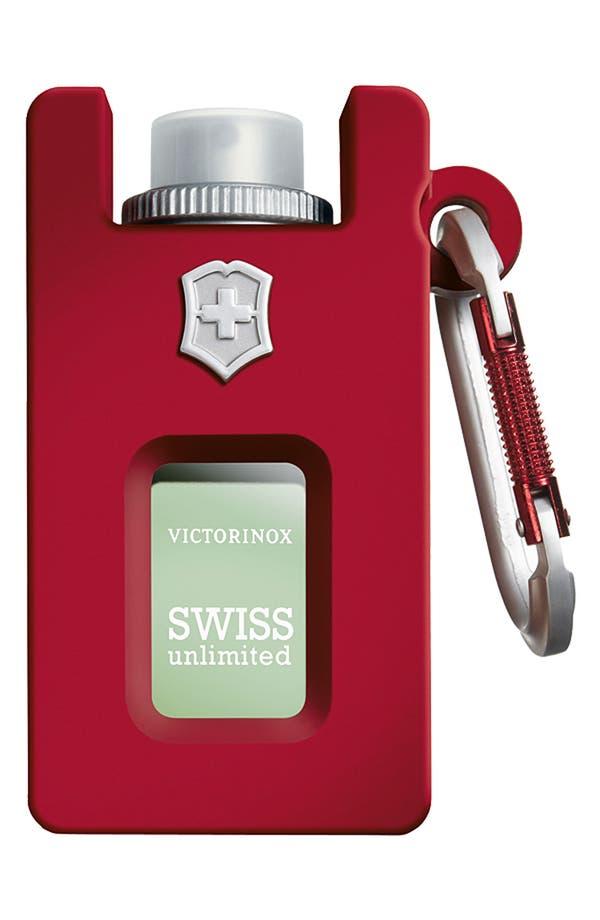 Main Image - Victorinox Swiss Army® 'Unlimited' Eau de Toilette Rubber Spray