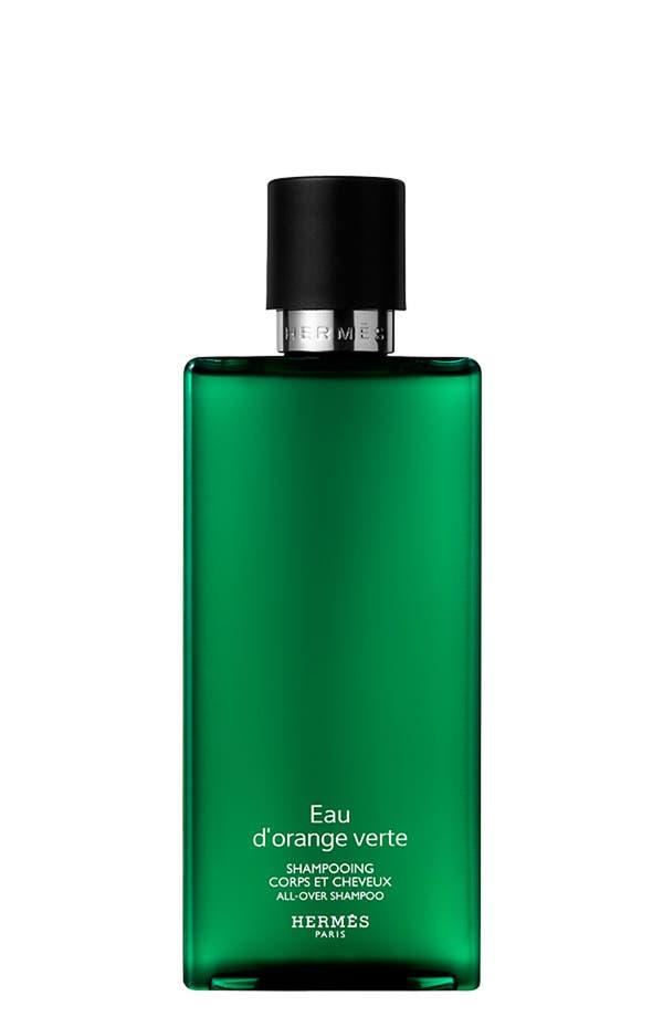 Main Image - Hermès Eau d'orange verte - Perfumed all-over shampoo