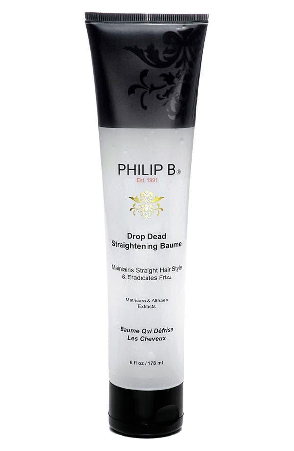 Alternate Image 1 Selected - PHILIP B® Drop Dead Straightening Baume
