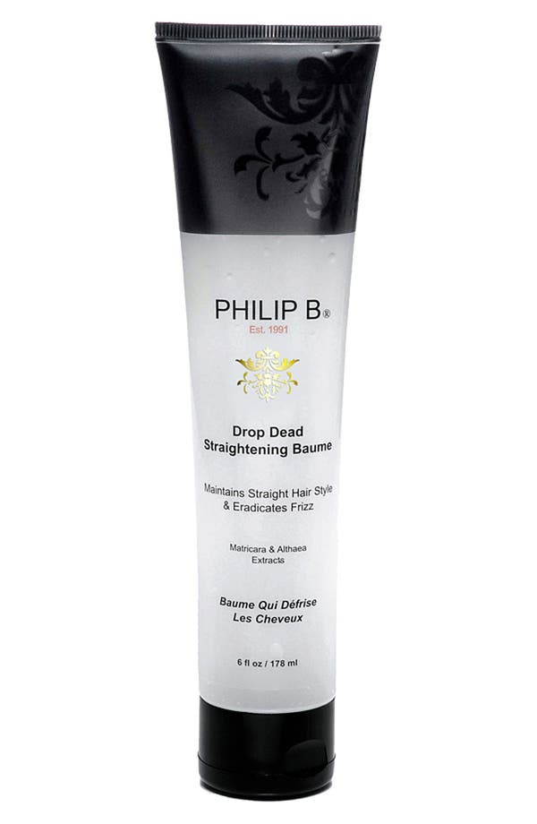 Main Image - PHILIP B® Drop Dead Straightening Baume