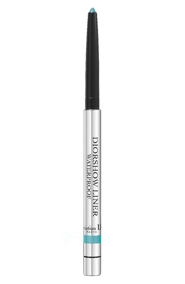 'Diorshow' Waterproof Eyeliner,                         Main,                         color, Turquoise 258