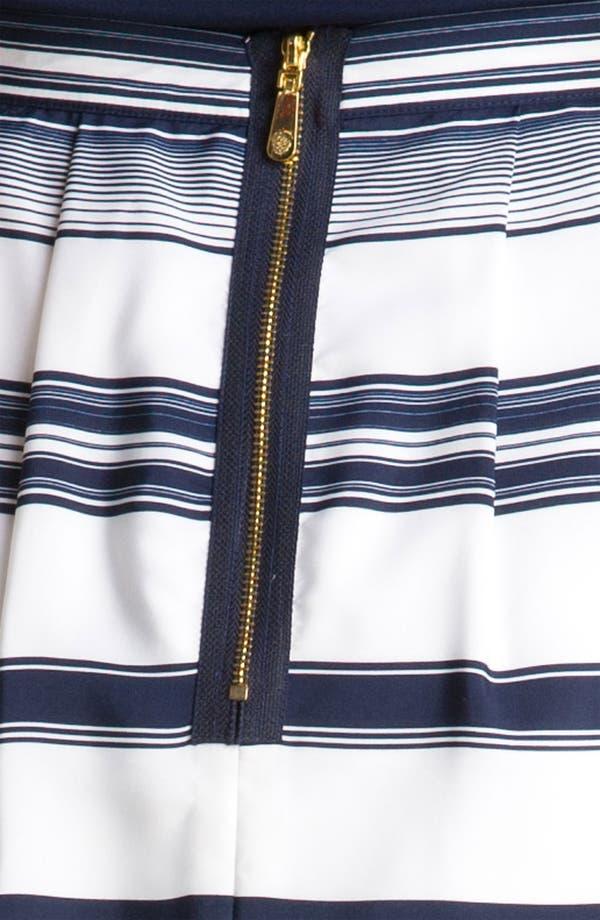 Alternate Image 3  - Vince Camuto 'Caribbean Stripe' Skirt (Petite)