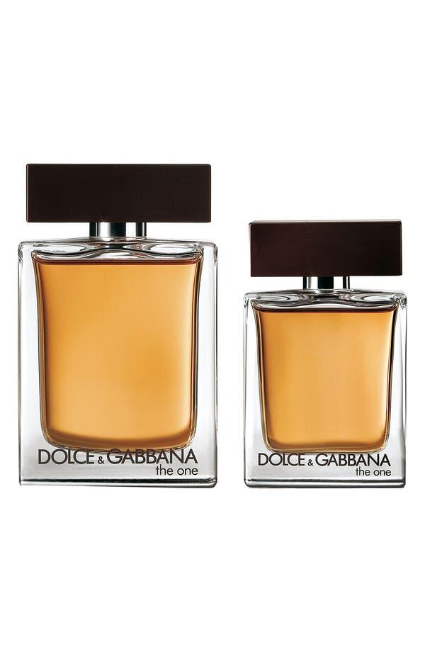 Alternate Image 1 Selected - Dolce&Gabbana Beauty 'The One for Men' Gift Set ($117 Value)