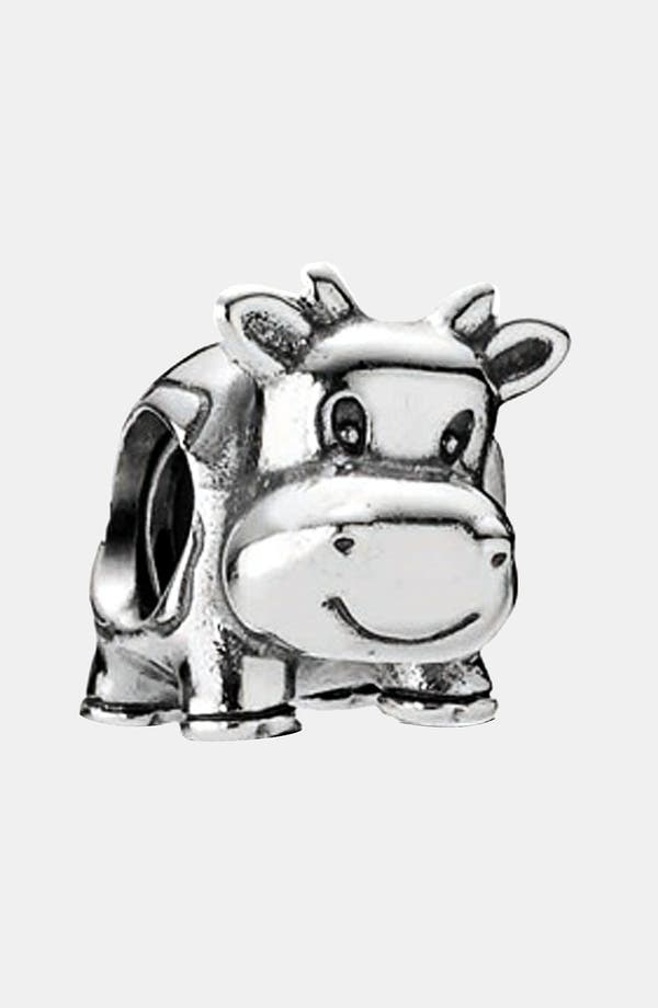 Alternate Image 1 Selected - PANDORA Cow Charm
