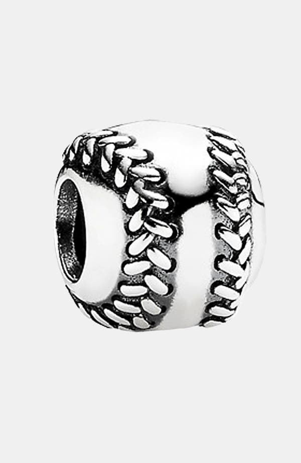 Alternate Image 1 Selected - PANDORA Baseball Charm