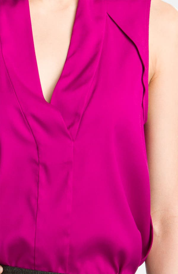 Alternate Image 3  - Theory 'Moha - Elegance' Silk Top