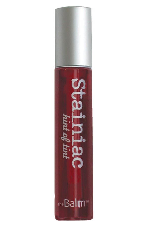 Main Image - theBalm® 'Stainiac®' Cheek & Lip Stain
