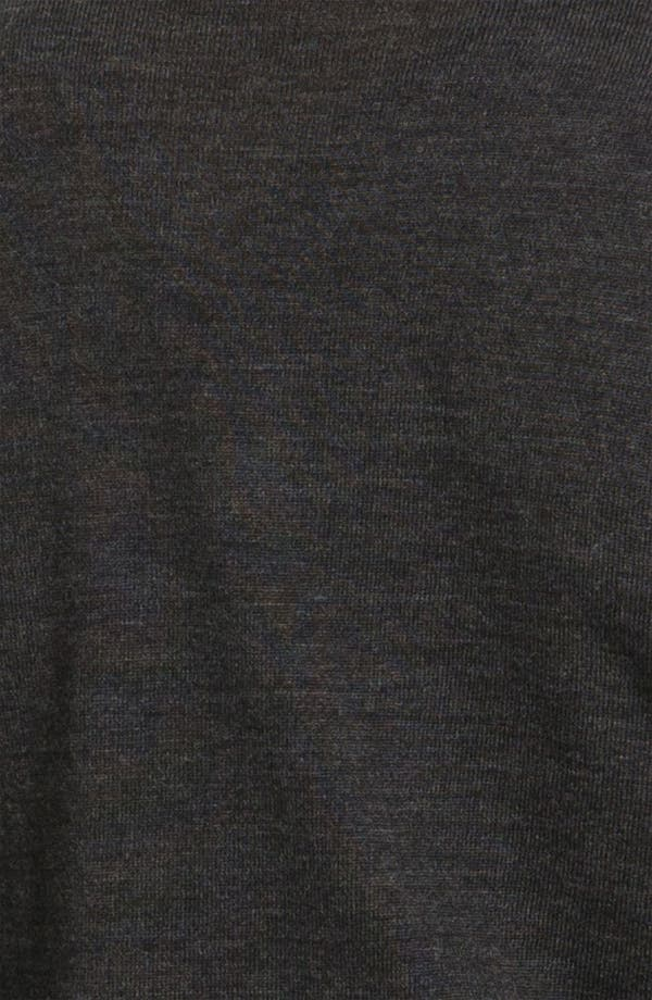 Alternate Image 4  - Eileen Fisher Merino Wool Cardigan (Plus)