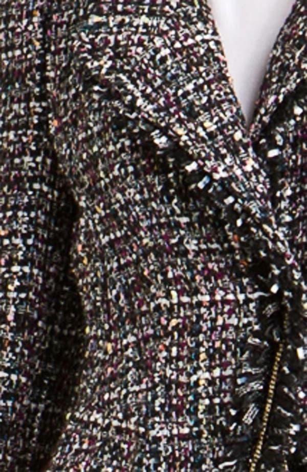 Alternate Image 3  - Mcginn Asymmetrical Metallic Tweed Jacket
