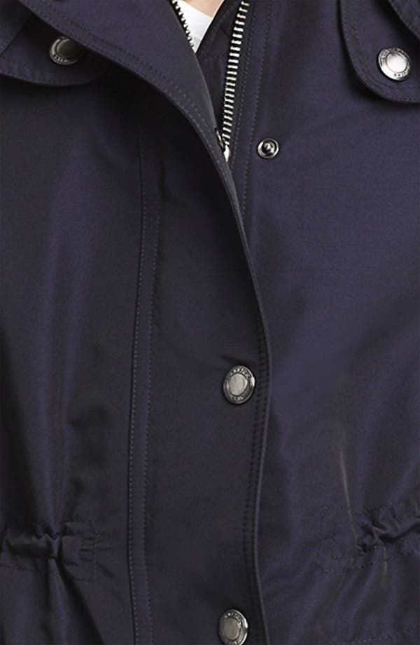 Alternate Image 3  - Burberry Brit Hooded Anorak with Detachable Liner