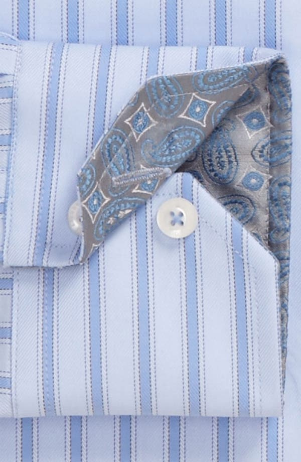 Alternate Image 2  - English Laundry Trim Fit Dress Shirt
