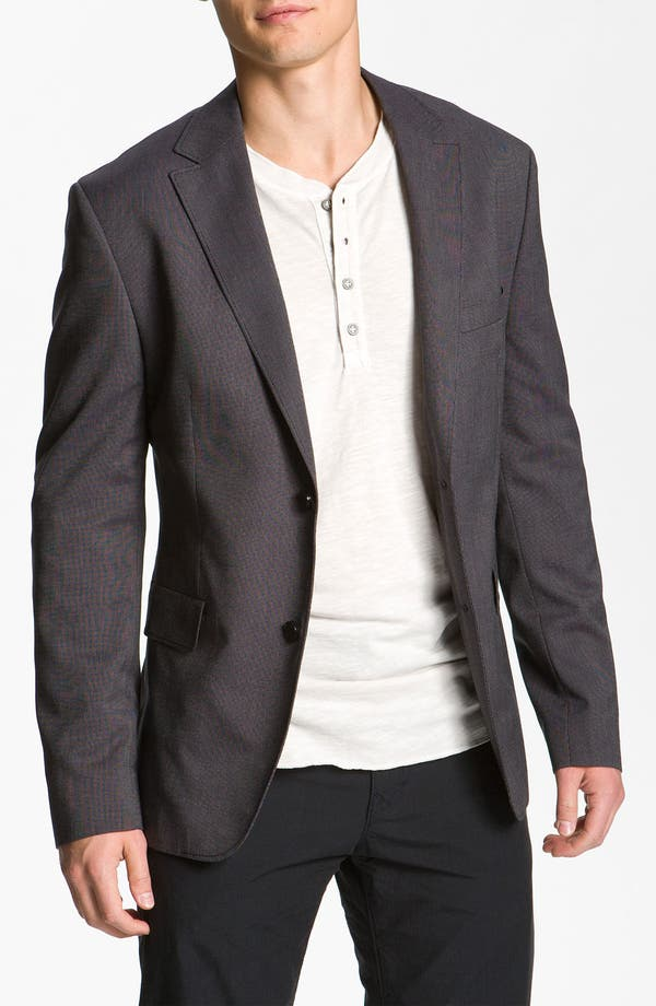 Alternate Image 1 Selected - BOSS Black 'Coastus' Blazer