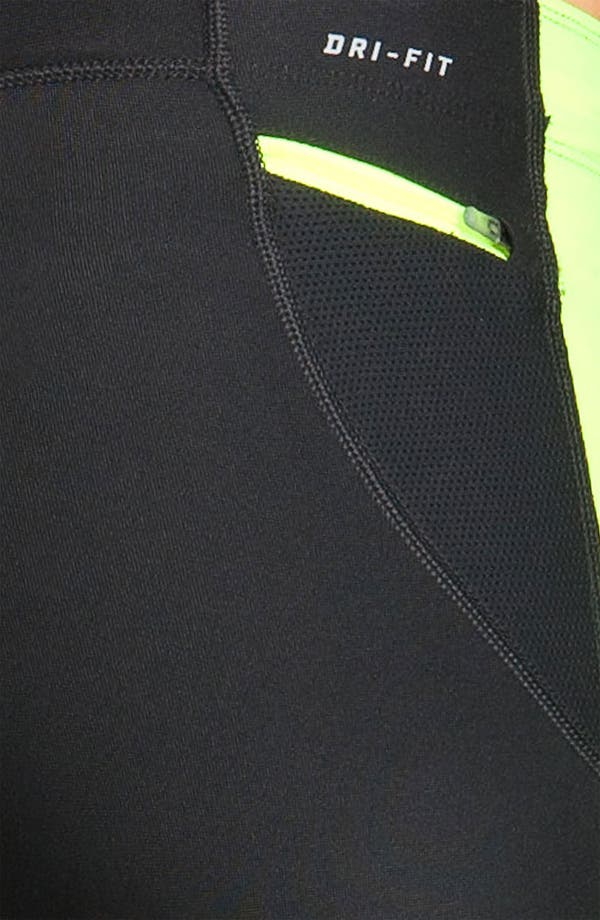 Alternate Image 3  - Nike 'Tech' Running Capris