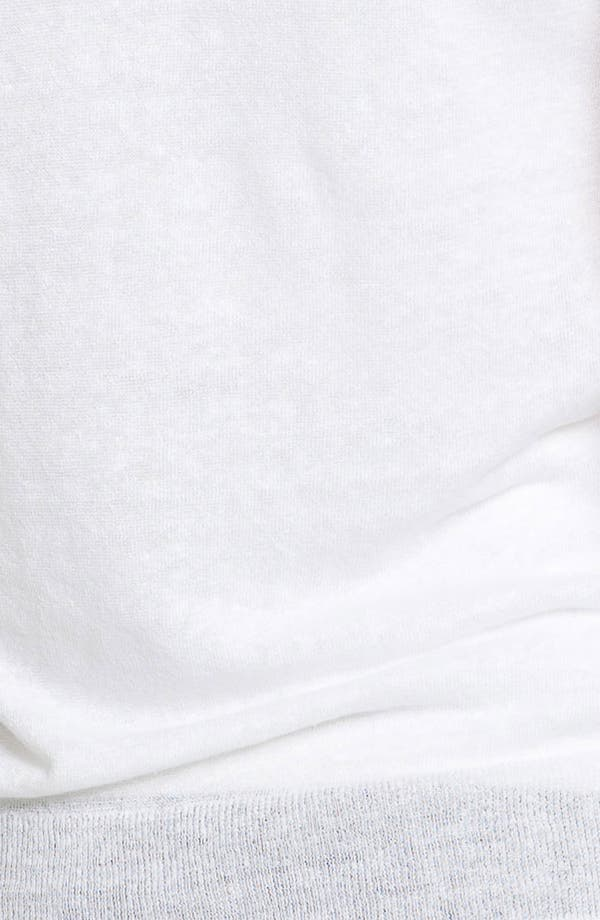 Alternate Image 3  - Nordstrom Collection 'Garza' Cowl Neck Top