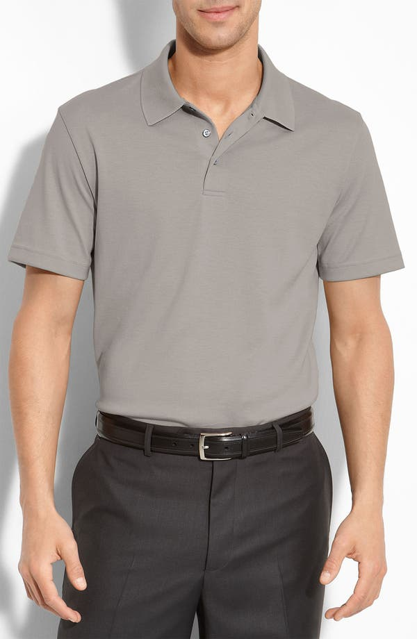 Alternate Image 1 Selected - Robert Barakett 'Palermo' Pima Cotton Polo