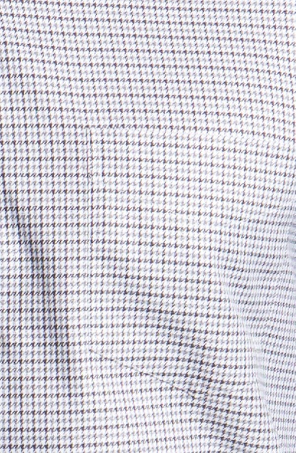 Alternate Image 3  - Canali Regular Fit Woven Shirt