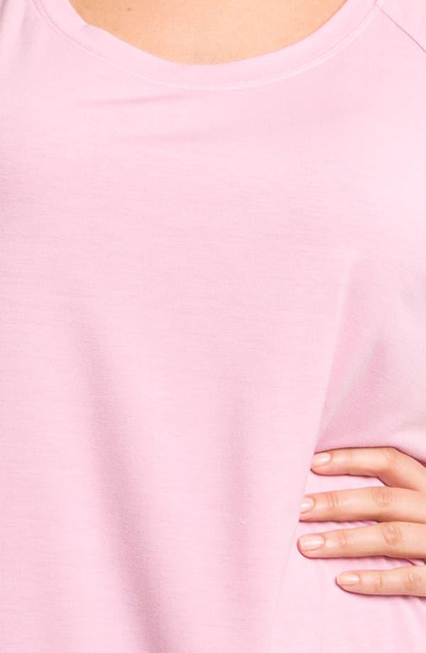 Alternate Image 2  - Hue Dolman Sleeve Sleep Tee (Plus)
