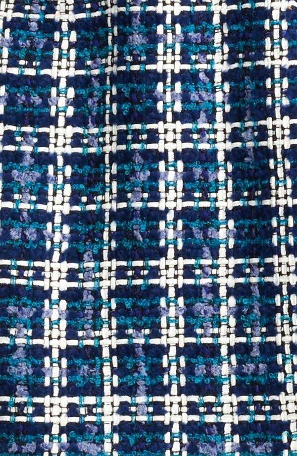 Alternate Image 3  - Oscar de la Renta Tweed Sheath Dress