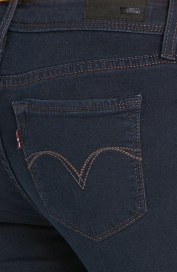 Alternate Image 3  - Levi's Denim Leggings (Indigo Heart Sateen)