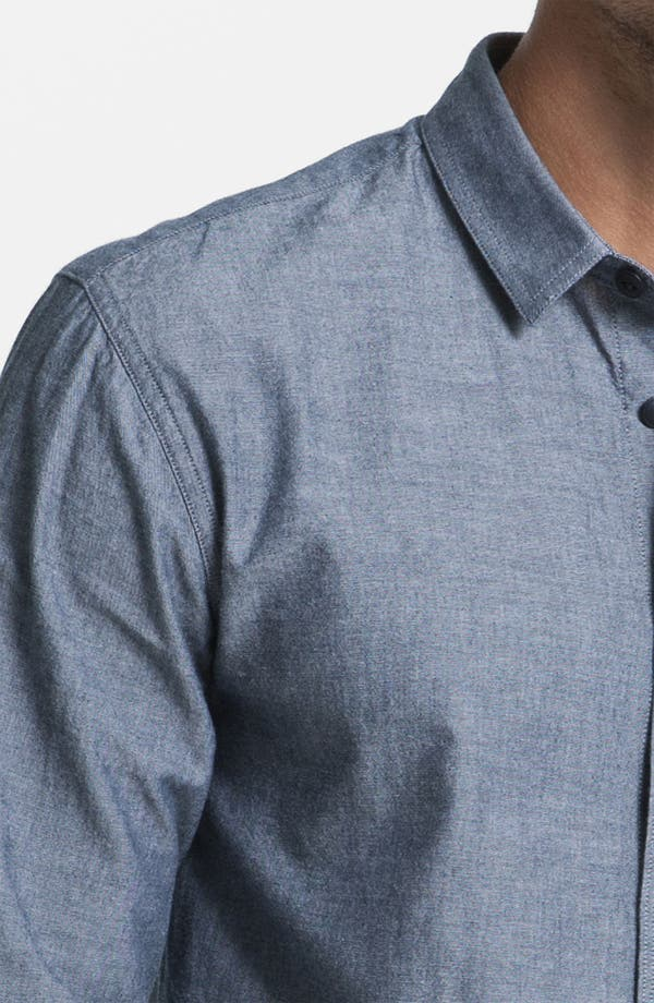 Alternate Image 3  - Fred Perry Chambray Sport Shirt