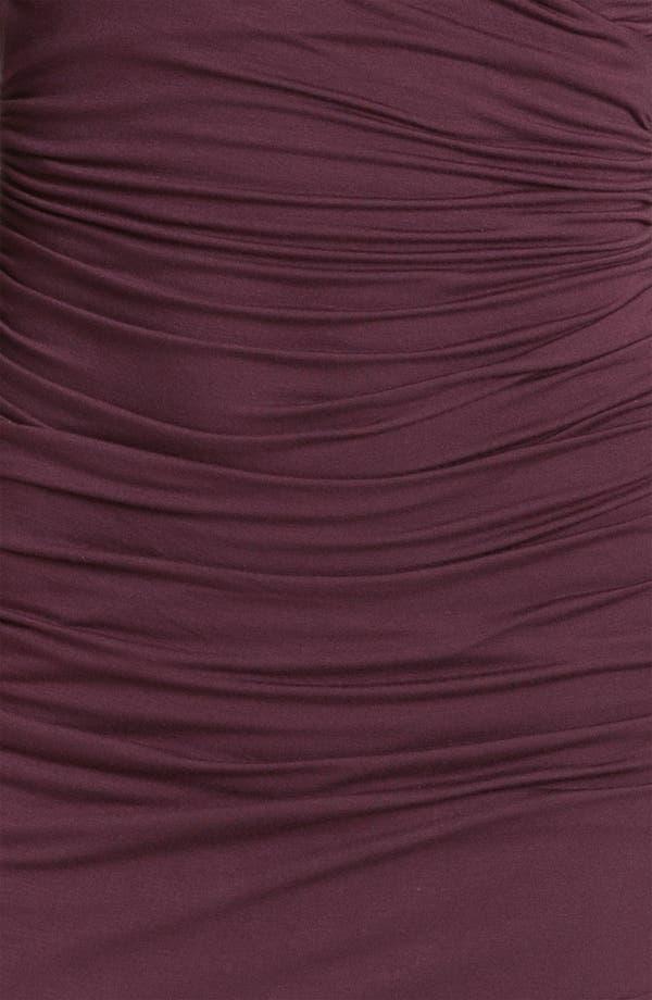 Alternate Image 3  - Velvet by Graham & Spencer Surplice Jersey Sheath Dress