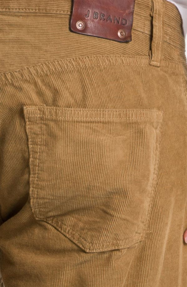 Alternate Image 3  - J Brand 'Kane' Slim Straight Leg Corduroy Pants