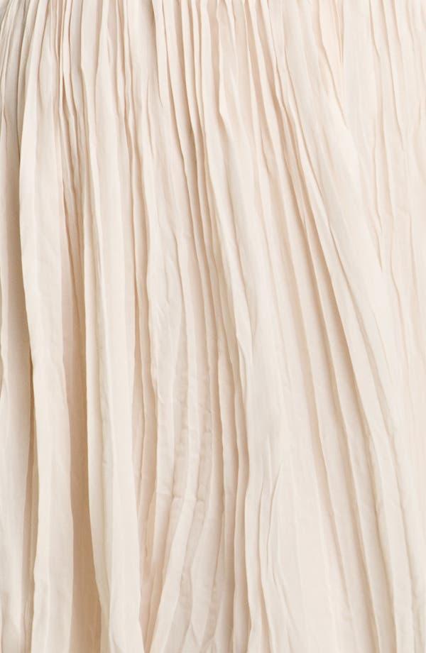 Alternate Image 3  - BB Dakota 'Abella' Pleated Bustier Dress