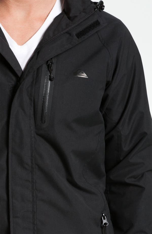 Alternate Image 3  - Quiksilver 'Icon' Microfiber Jacket