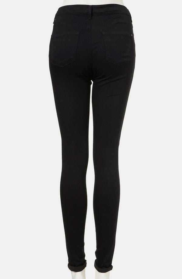 Alternate Image 2  - Topshop Moto 'Leigh' Skinny Stretch Jeans