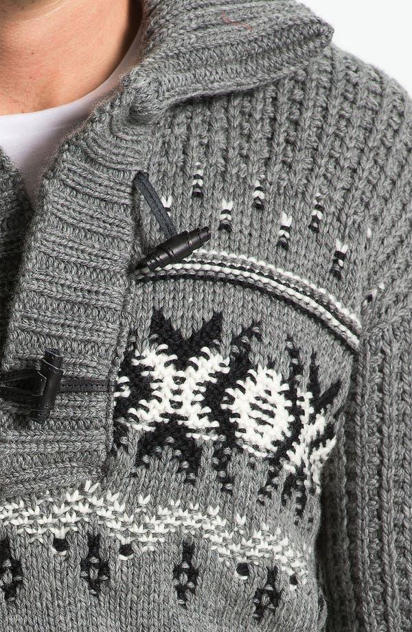 Alternate Image 3  - Dale of Norway 'Fram'  Wool Sweater