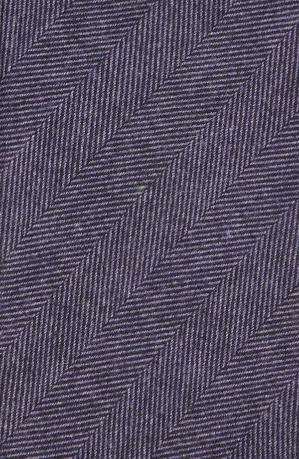 Alternate Image 2  - Gitman Woven Cotton Tie