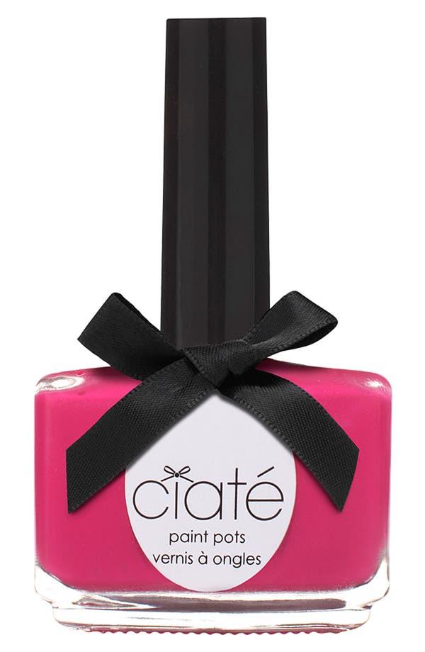 Alternate Image 1 Selected - Ciaté 'Cupcake Queen' Paint Pot