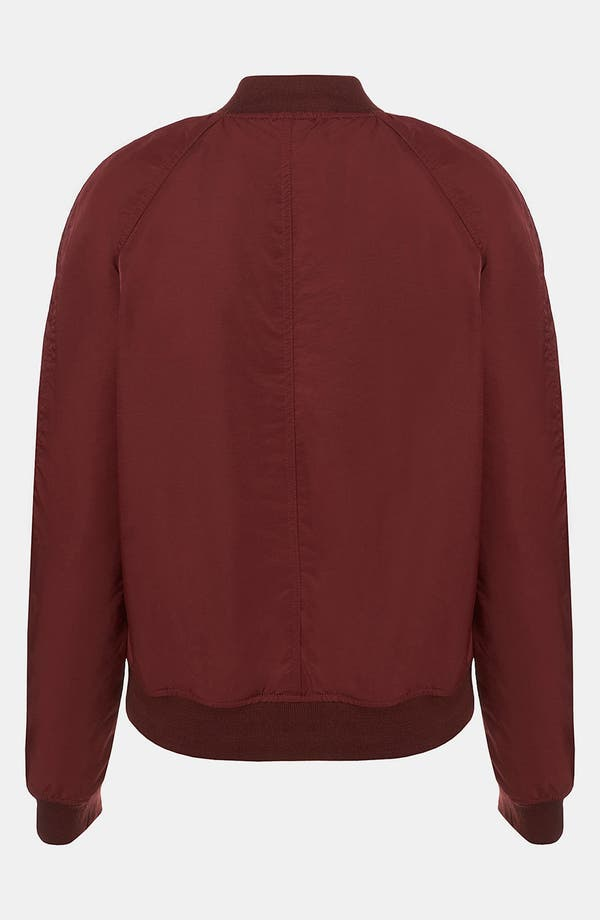 Alternate Image 2  - Topshop 'MA-1' Bomber Jacket