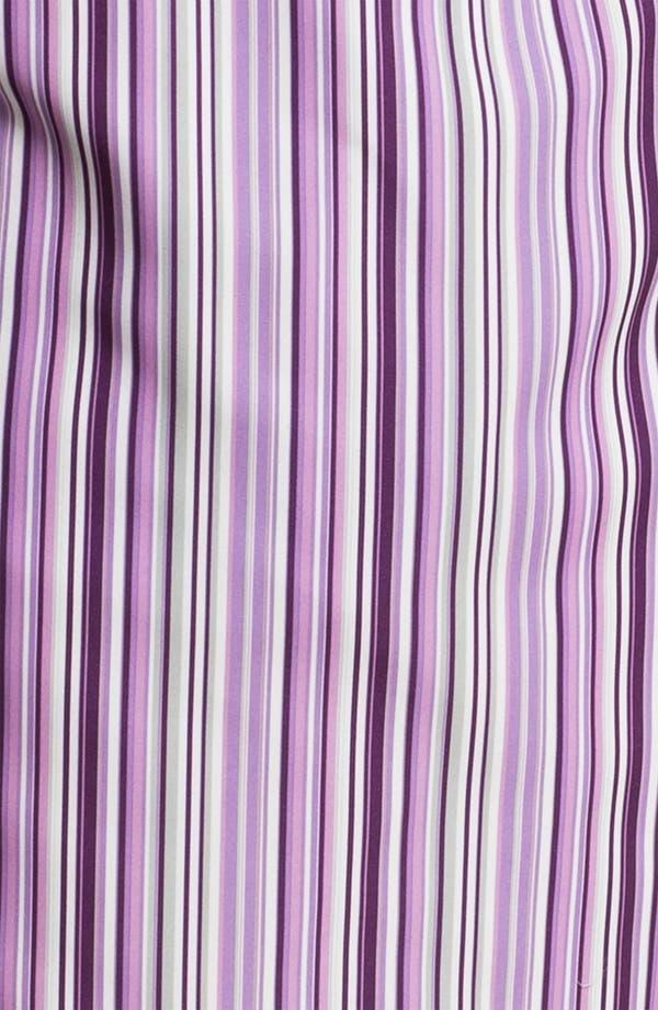 Alternate Image 3  - Bugatchi Uomo Stripe Board Shorts