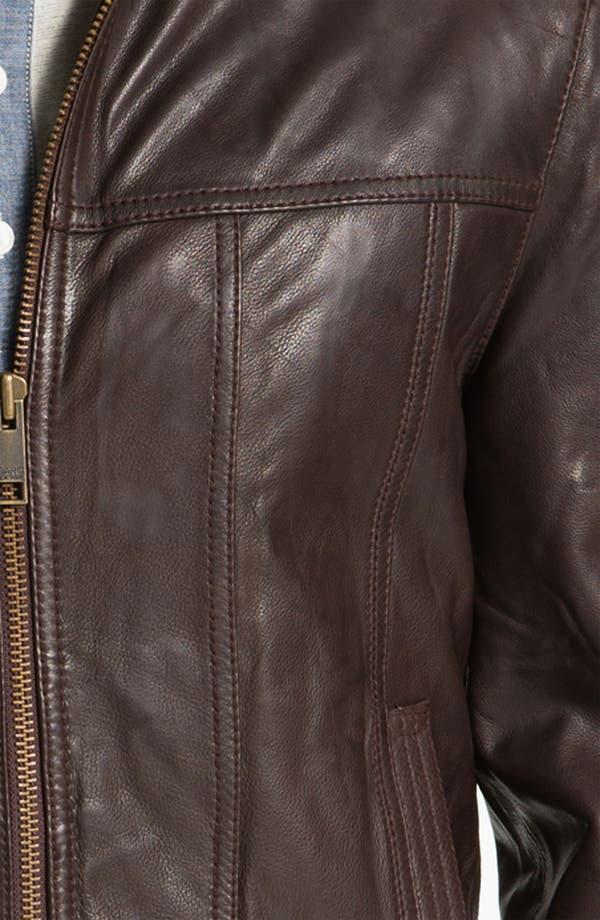 Alternate Image 3  - Marc New York by Andrew Marc 'Cruz' Leather Jacket
