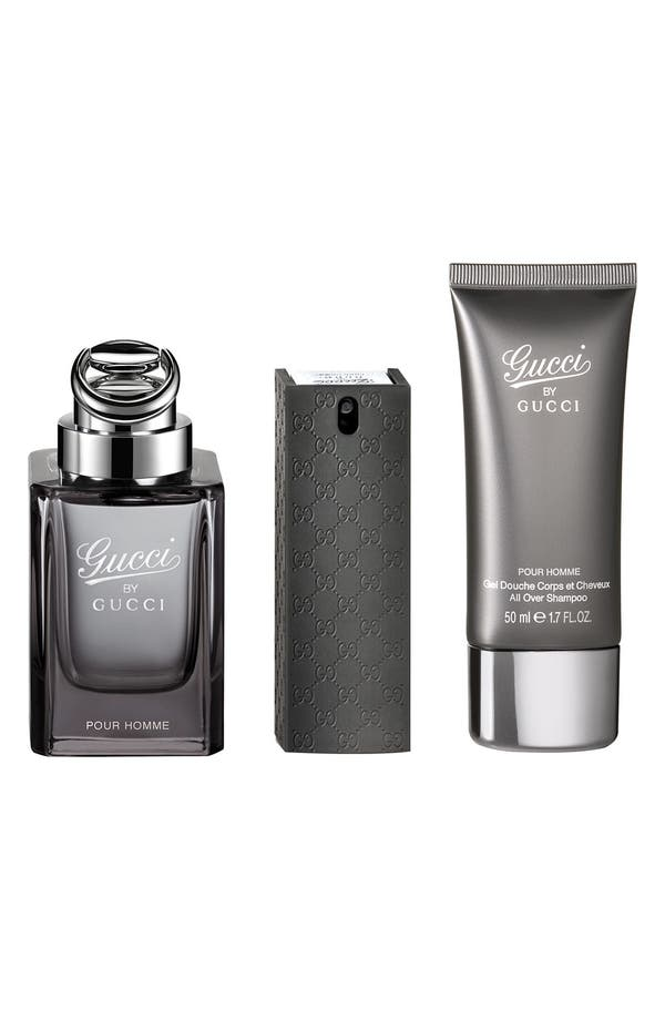 Alternate Image 1 Selected - Gucci By Gucci Pour Homme Fragrance Set ($131 Value)